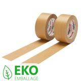 miljövänligt emballage papperstejp