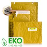 miljövänligt emballage vadderade kuvert
