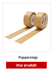Wellpapp på rulle - papperstejp