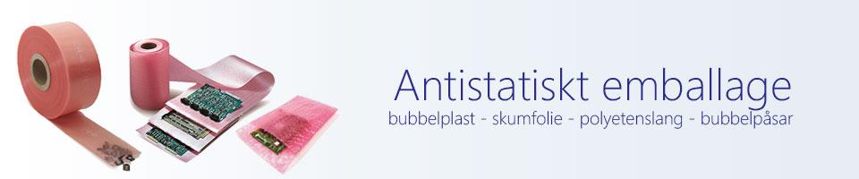 antistatiskt emballage
