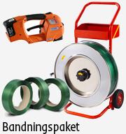 emballage bandning
