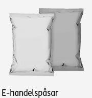 emballage ehandelspåsar