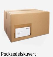 Packsedelkuvert