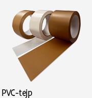PVC-tejp