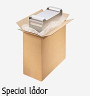 emballage special låda
