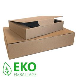 miljövänligt emballage e-handelslåda