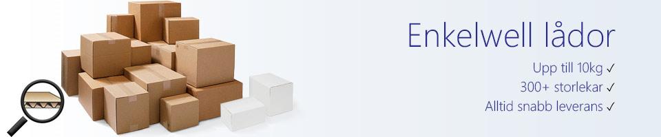 enkelwell kartonger