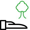 projekt plantering