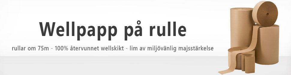 wellpapp på rulle