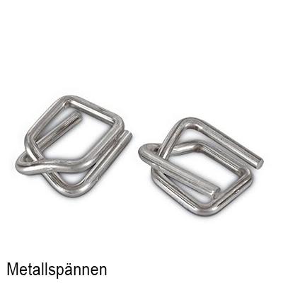 metallspännen-plomber-bandning