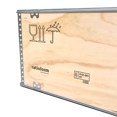 Omtyckta Plywoodlåda - Trälåda | 7 storlekar | Utan spik | Davpack.se PA-34