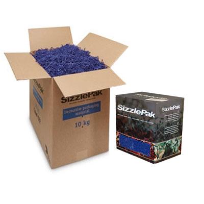 silkespapper-strimlat