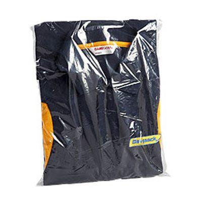 transparent-polyeten-säck