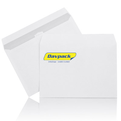kontors-kuvert-tryck