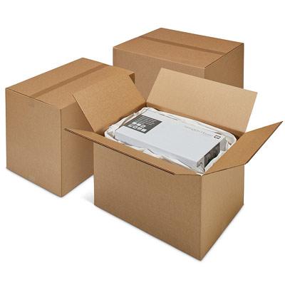 Lång dubbelwell låda 585x185x180mm 0201 2.3BC Fp 15