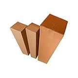 Hög dubbelwell låda