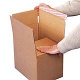 Justerbar låda med snabbotten dubbelwell