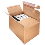 Justerbara lådor enkelwell - snabbotten