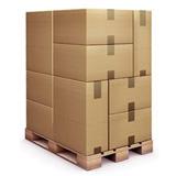 Dubbelwell låda
