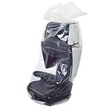 Transparent polyetensäck - 150 mikro
