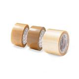 PVC-packtejp brun 33mu 48mm x 66m Fp 36