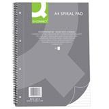 Spiral Note Pad A5 2h Rutat
