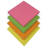Quick Notes 75x75mm Cube yellow