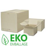 Emballage av gräspapper