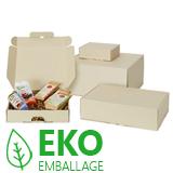E-handelslåda gräspapper